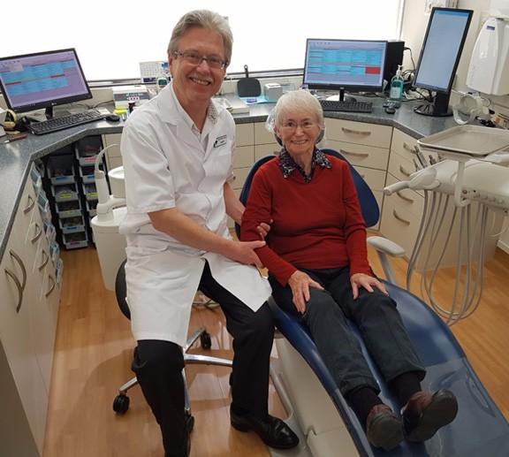 Prosthodontics-patient
